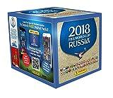 Panini - Coupe du monde 2018 - STICKERS Boîte de 50...