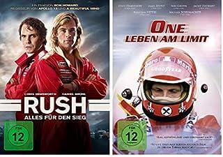 Niki Lauda - Rush / One-Leben am Limit im Set - Deutsche Originalware [2 DVDs]