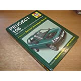 Peugeot 106 Service and Repair Manual: 1991 to 2000