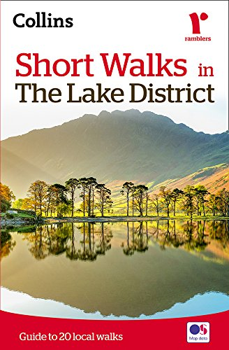 Short walks in the Lake District Cover Image