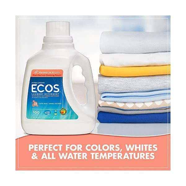 EARTH FRIENDLY, ULTRA LIQ ECOS,MAGNOLIA&L 100 FZ 3