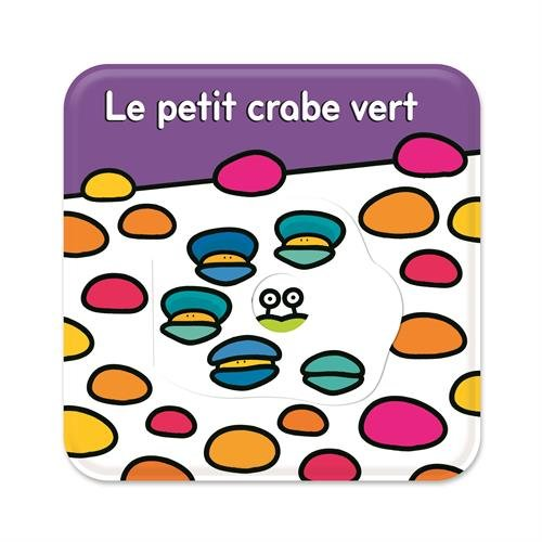 Le petit crabe vert