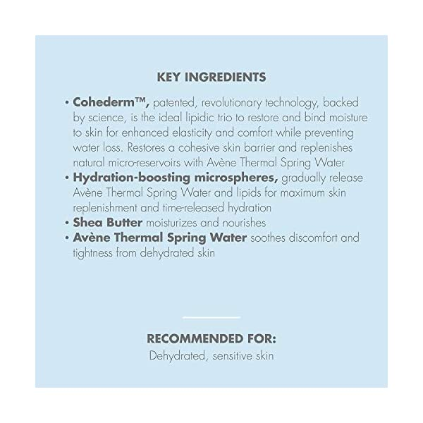 AVENE Hydrance Optimale Crème Riche Hydratante 40 Ml 1 Unidad 40 ml