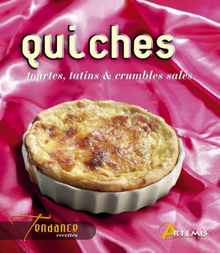 Quiches, Tourtes, Tatins et Crumbles (Sales)