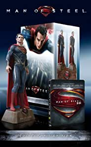 Man of Steel - Limited Collectors Ed. (Steelbook) [Blu-ray]