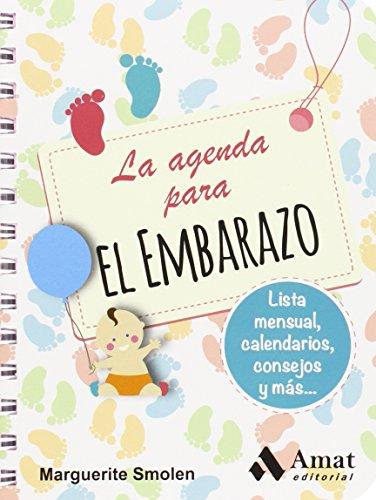 La Agenda Para El Embarazo por Marguerite Smolen