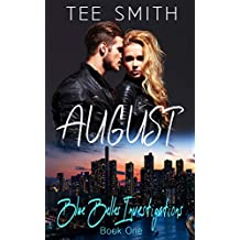 August (Blue Belles Investigations Book 1) (English Edition)