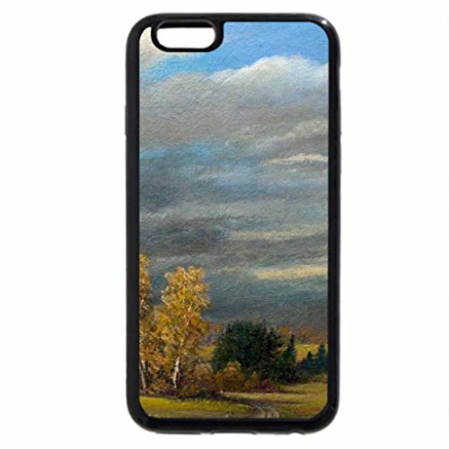 iPhone 6S Case, iPhone 6 Case (Black & White) - Veselov Valery. Before the Storm