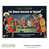 Warlord Games - 10001 - Hail Caesar - Roman Invasion of Britain - 28mm Minatures - 120x Ancients Figures