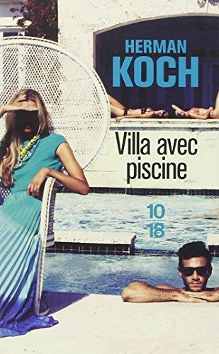 Villa avec piscine par Herman Koch