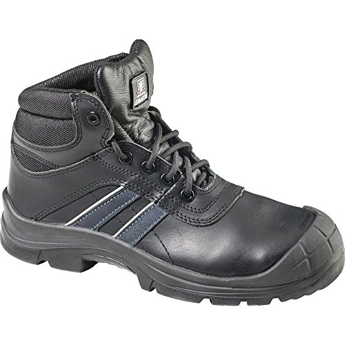 Lemaitre 92641Taille 412x Grande Largeur S3Andy Chaussures de sécurité de Construction Multicolore