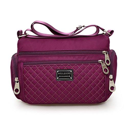 Veriya, Borsa a tracolla donna Purple