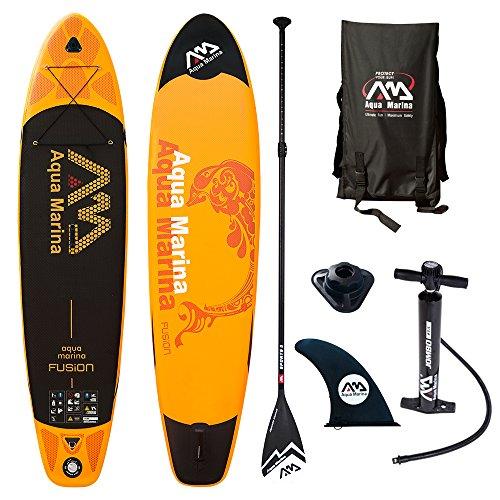 Aqua Marina Fusion 10.10ISUP Sup Stand Up Paddle Board con Sport II