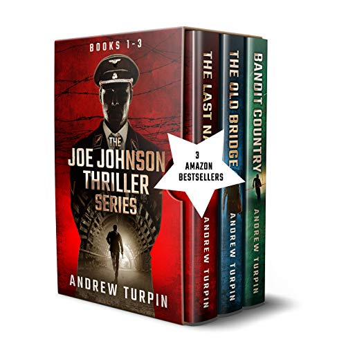 The Joe Johnson Thriller Series: Books 1-3 (The Joe Johnson Thriller Series Boxset 1) (English Edition) -