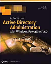 Automating Active Directory Administration with Windows PowerShell 2.0