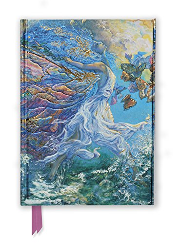 Josephine Wall: Joie de Vivre (Foiled Journal) (Flame Tree Notebooks, Band 46) (Wall Journal Josephine)