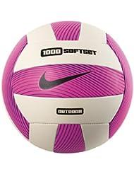 Nike Adulto 1000Soft Set Volley Ball, Hyper Pink/White/UVA Iper/Black, OSFM