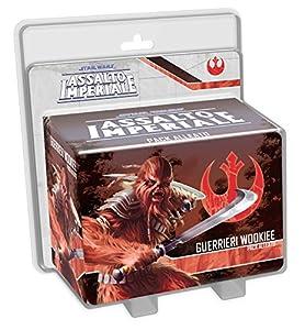 Asterion 9013-Juegos Assalto Imperial, Guerreros Wookiee