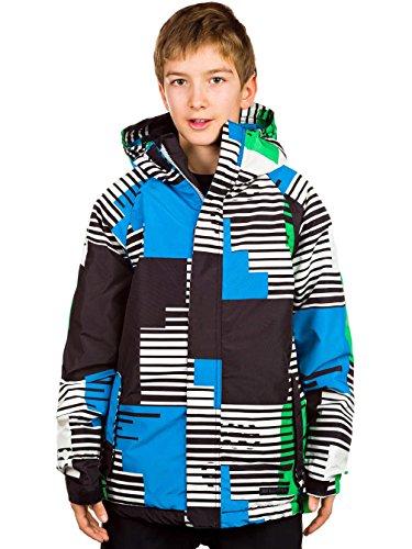 ke 686 Mannual Stealth Insulated Jacket Boys (686 Snowboard Jacke Jungen)