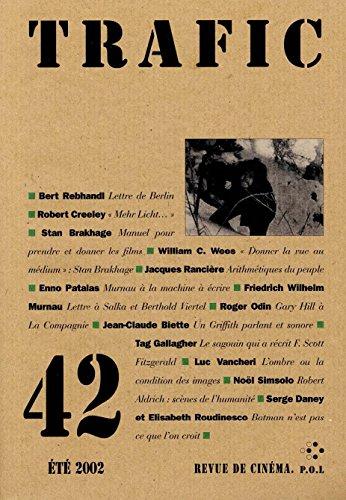 Trafic, numéro 42 par Collectif