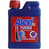 Asevi 27032 Turbo Desatascador, 450 ml
