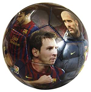 Ballon de foot Messi Barcelone T5 football