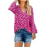 Damen Langarm Tarnungs Shirt Lässige Outwear Tops Bluse Dünne Oberteile