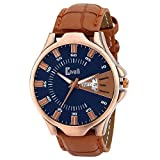 #10: Cavalli Exclusive Series Blue Copper Dial Day & Date Analogue Boys And Mens Watch-Crcw539