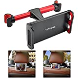 Tryone Car Headrest Mount for iPhone iPad Series/Samsung Galaxy Tabs/Kindle Fire HD/Nintendo Switch etc. with 4.7-10.5 Inches