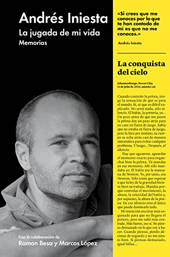 La jugada de mi vida: Memorias (Cultura popular) por Andrés Iniesta