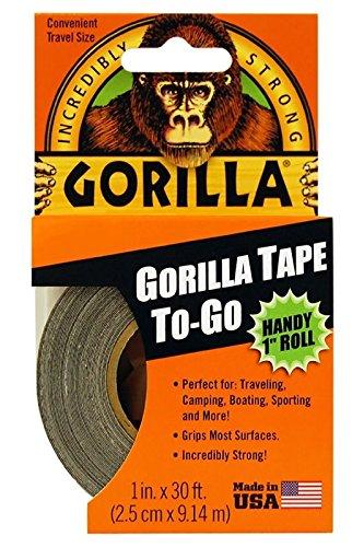 Gorilla Cinta Adhesiva Fondo de llanta Tubeless 25mm ancho 9 m longitud