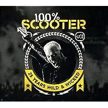 100% Scooter-25 Years Wild&Wicked(Ltd.5cd-Digipak)