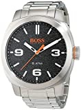 Hugo Boss Orange Cape Town Men's Quartz Analogue Classic Silver Stainless Steel Bracelet 1513454