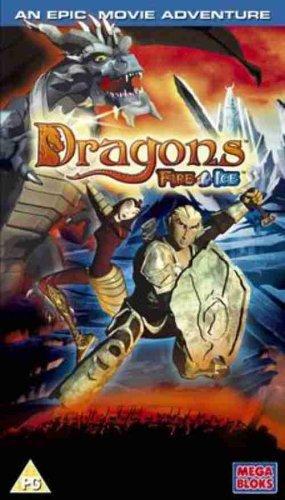 Preisvergleich Produktbild Dragons: Fire and Ice [VHS]