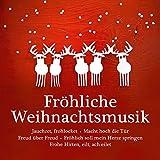Image of Fröhliche Weihnachtsmusik - Jauchzet, frohlocket - Macht hoch die Tür - Freud über Freud - Fröhlich soll mein Herze springen - Frohe Hirten, eilt, ach eilet