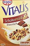 Dr. Oetker Vitalis Schoko Müsli klassisch, 4er Pack (4 x 1500 g)