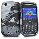Accessory Master Coque pour BlackBerry curve 9320 Motif Paris tour avec vue sur jardin
