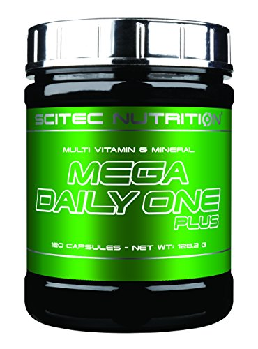 Scitec Mega Daily one Plus Multi Vitamin & Mineral, 120...