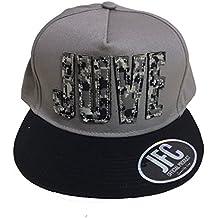Cappello Juve con visiera Berretto baseball gadget tifosi Juventus  02069 a2094378084d