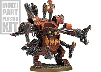 Games Workshop Jeux Atelier 99120103024 Warhammer 101 600 cm Ork Quilla Kans Action Figure