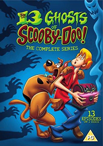 Scooby Doo: 13 Spooky Ghosts [DVD] [2016] UK-Import, Sprache-Englisch