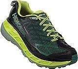 Hoka One One Stinson ATR 4 Running Shoes Men Nine Iron/Silver Pine Schuhgröße US 11 | EU 45 1/3 2018 Laufsport Schuhe