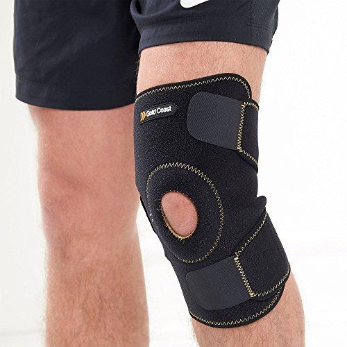 gold-coast-supporto-ginocchio-in-neoprene-regolabile-con-aperture-sulla-rotula