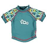 Close Parent 25874 - Camiseta de baño con protección UV, diseño Rockets, talla S (6-12 meses),...