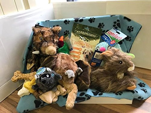 Large Dog Soft Toy Hamper