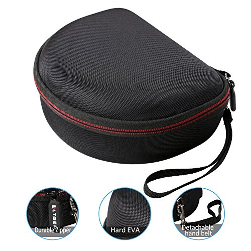 LTGEM EVA Hard Case Travel Carrying Pouch Cover Storage Bag für Beats by Dr. Dre Solo2/Solo3 Wireless On-Ear Kopfhörer Headphones - 5