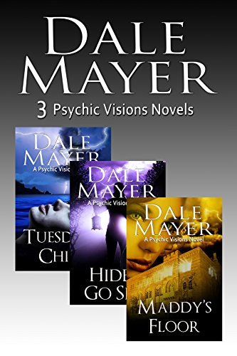 Psychic Visions: Books 1-3 (English Edition)