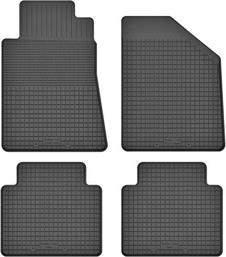 Unbekannt Fußmatten Gummimatten Winter Auto-matten Gummi hoher
