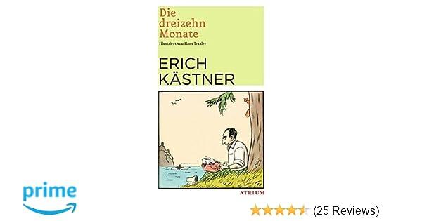 Die Dreizehn Monate Amazonde Erich Kästner Hans Traxler