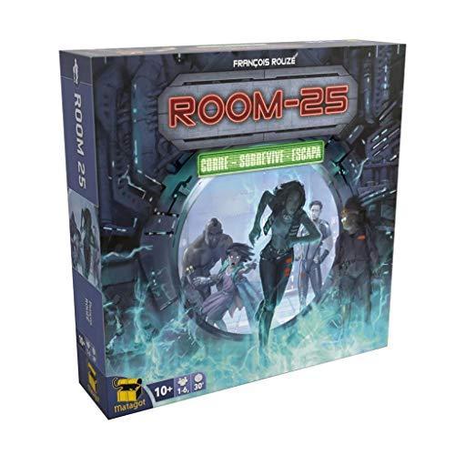 Asmodee- Room 25, español ROO02ML